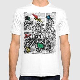 Calavera Cyclists T-shirt