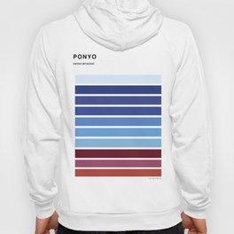 The colors of - Ponyo Hoody