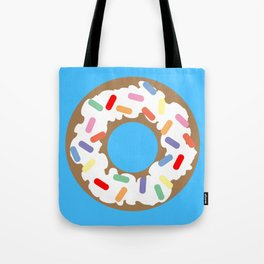 DONUT - VECTOR GRAPHIC Tote Bag