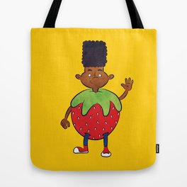 Strawberry Gerald  Tote Bag