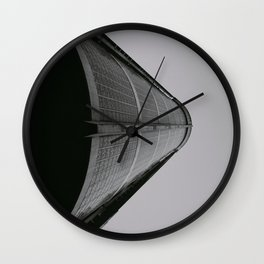 Keep Your Aim High (Into The Void) Wall Clock