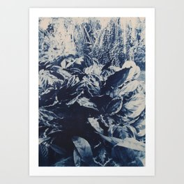 Prayer Plant I Art Print