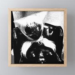 Consensual Nonconsent Act Framed Mini Art Print