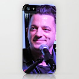 PRIVATE EVENT WITH O.A.R.  iPhone Case