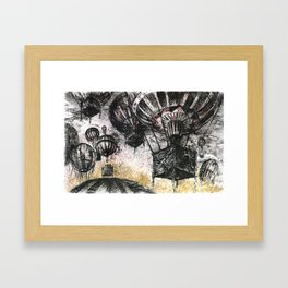Set me free 2 Framed Art Print