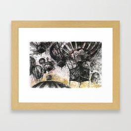 Set me free 2 Framed Art Print