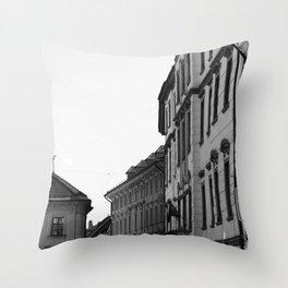 European Windows 2 Throw Pillow