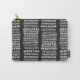 Modern Mud Cloth 3 Carry-All Pouch