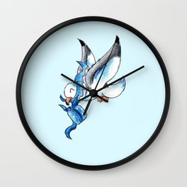 Gloucester Gift Giver Wall Clock