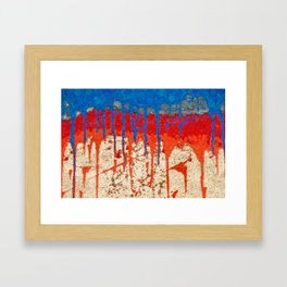Covis Framed Art Print