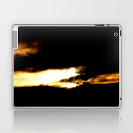 Dragon in a clouds. Laptop & iPad Skin