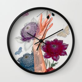 I can hear them fly Wall Clock