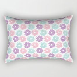 Mia's Inked Donut  Rectangular Pillow