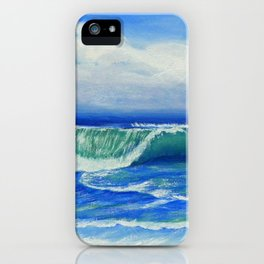 A Wave To Catch iPhone Case