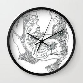 Lovin' Max Wall Clock