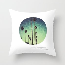Live the life you have imagined #1 Throw Pillow