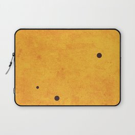 Sun - Sun Spots Laptop Sleeve