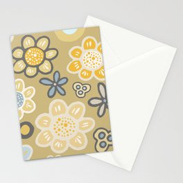 Big and Bold Modern Floral No. 3 Stationery Cards