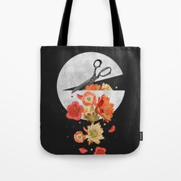 Moon Spill Tote Bag