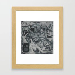 eivissa Framed Art Print