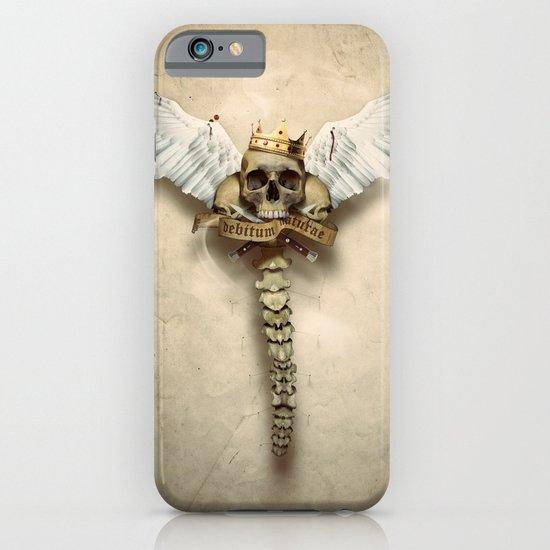 Debitum Naturae iPhone & iPod Case