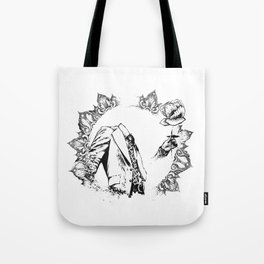The Headless Bruce - MiguelRC Tote Bag