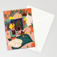 Aladdin Stationery Cards
