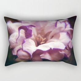 Antique rose Rectangular Pillow