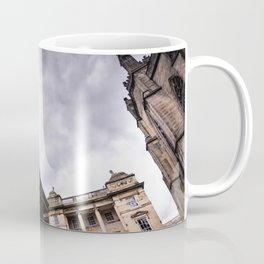 Statue of King Charles II in Parliament Square, Edinburgh Scotland Coffee Mug