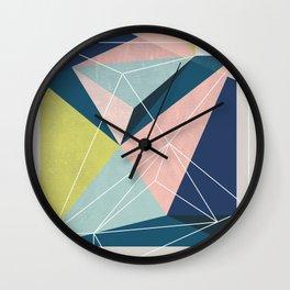 AREA #2 Wall Clock
