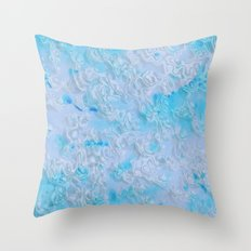 Frigorific Throw Pillow