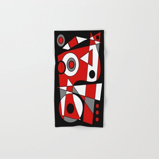 Abstract #485 Hand & Bath Towel