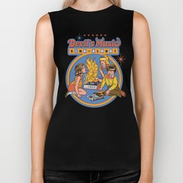DEVIL'S MUSIC SING-ALONG Biker Tank