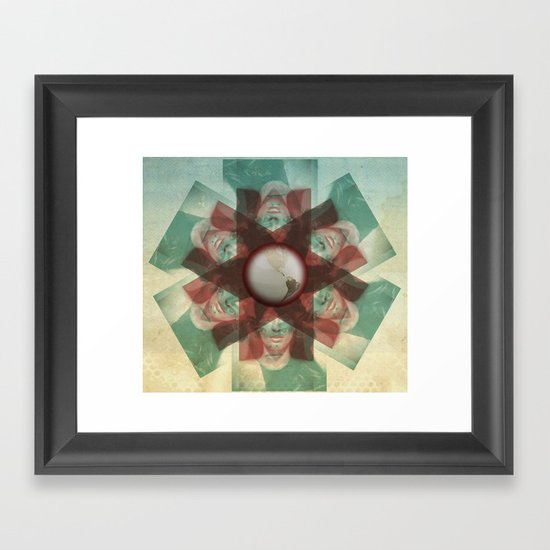 us Framed Art Print