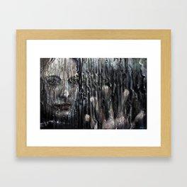 last goodbye  Framed Art Print