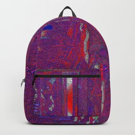 Dreams of Persia with Rumi Healing Words Backpack