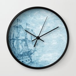 vessel Wall Clock