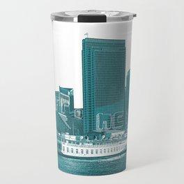 San Francisco City Travel Mug