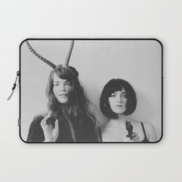 Venus in Scorpio Laptop Sleeve