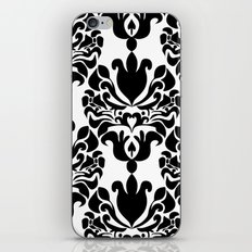 Black & White iPhone & iPod Skin
