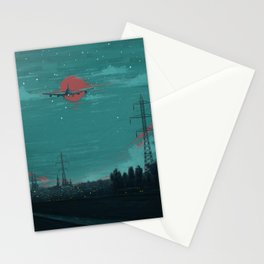 Outbound Stationery Cards
