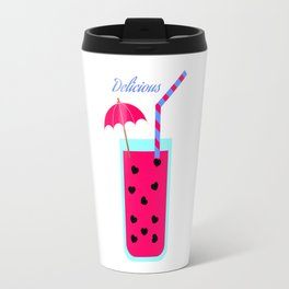 Watermelon Love Travel Mug