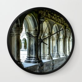 Askeaton Castle Cloisters Wall Clock