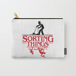 Jordan Peterson - Sorting Things Carry-All Pouch
