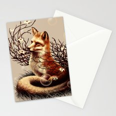 The Fox Tale Stationery Cards