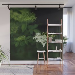 A bunch of lonesome flowers Wall Mural
