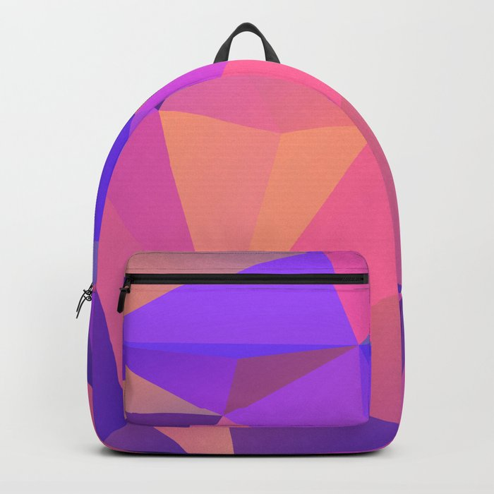 Geometric XX Backpack