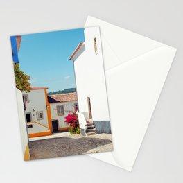 Obidos, Portugal (RR 177) Analog 6x6 odak Ektar 100 Stationery Cards