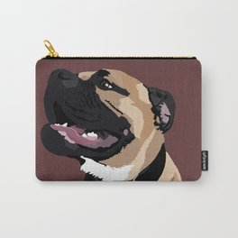 Ripley the Big Dog Carry-All Pouch