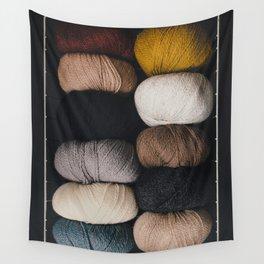 Warm Fuzzy Knits Wall Tapestry
